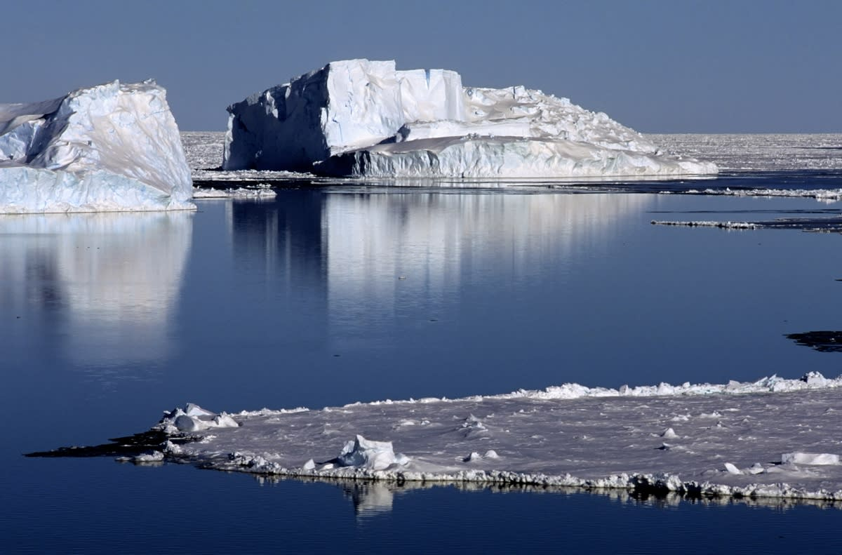 Mystery Sea Opened Up During the Antarctic Winter. Now, Scientists Know Why. - Yahoo News
