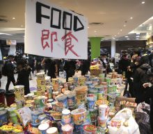 Holed up in university, Hong Kong protesters issue demands