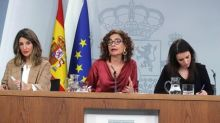 """El Gobierno aprueba una declaración institucional por la """"igualdad retributiva"""" y contra la brecha salarial"""