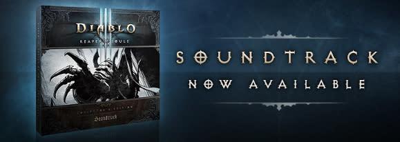 Diablo III: Reaper of Souls soundtrack now available online