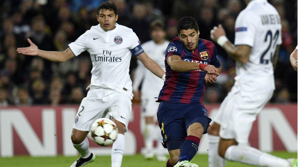 Camp Nou: o maior pesadelo de Thiago Silva