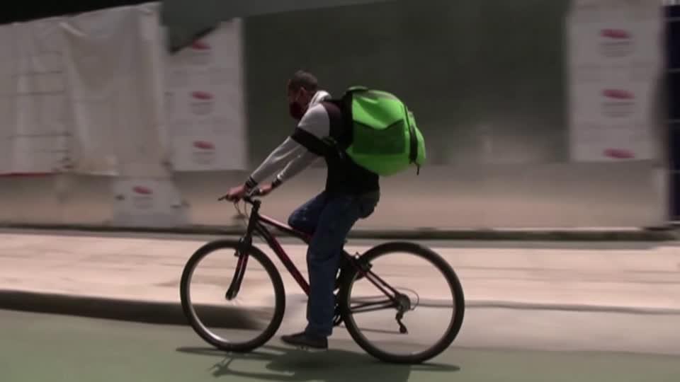 A bike boom in Mexico City amid COVID-19 [Video]