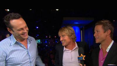 Vince Vaughn And Owen Wilson Together Again In 'The Internship'