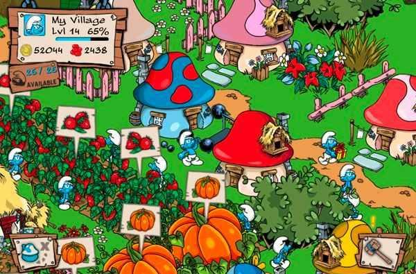 Capcom denies rift with Apple over Smurfs' Village in-app purchases