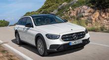 Mercedes-Benz Clase E All-Terrain 2020: el campero actualizado