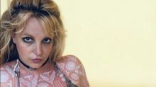 Britney Spears showcases full-body henna tattoos in tiny bikini
