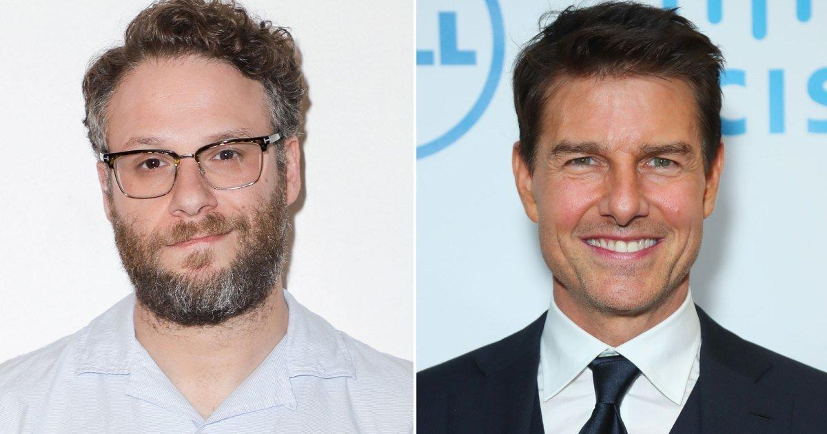 Seth Rogen says AMC 'pushed back hard' on showing Tom Cruise explode in 'Preacher' pilot