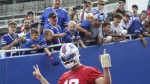 Bills, Allen to put off talks if no deal done by season