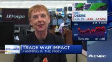 JP Morgan analyst on why she sees Deere as 'skewed to the downside'