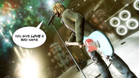 Bon Jovi turned down inclusion in Guitar Hero 5, supports Love