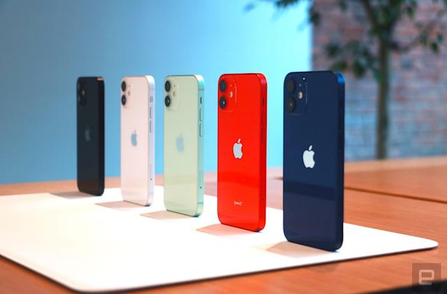 Watch our iPhone 12 Mini and Pro Max hands-ons here!