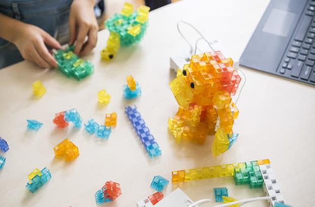 Sony taps crowdfunding to deliver its kid-friendly coding kit