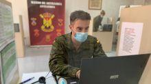 Así trabajan los rastreadores militares: un servicio garantizado 12/7
