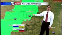 Drew's Weather Webcast, April 17
