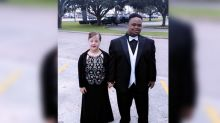 Adorable photo of special needs couple dressed for prom goes viral
