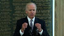 "Biden to foreign service: ""We owe you"""