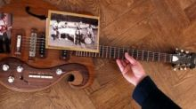 Beatles guitar sells for £269k at auction