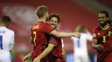 Belgium tops first FIFA rankings since pandemic shutdown