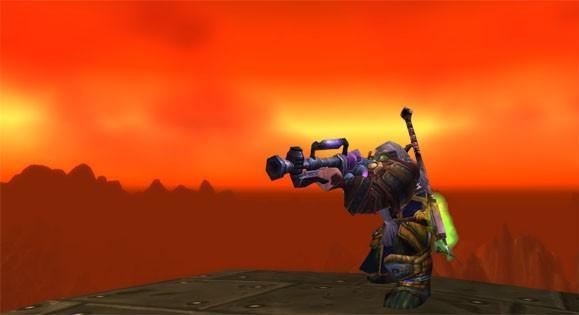 BlizzCon 2011: Goodbye, ranged slot