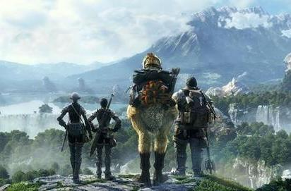 Square Enix to reveal new MMO by April 2012