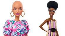 Barbie lança bonecas carecas e com vitiligo para promover diversidade