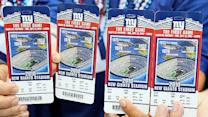 Most Expensive NFL Tickets
