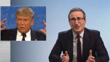 John Oliver: Republicans Are Acting Like White House COVID Outbreak Is Just a 'PR Crisis'