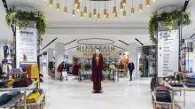 Apple, Nike et Dior accentuent le retour de hype des Champs Elysées