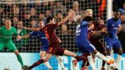 Foot - C1 - Chelsea - Après un nul 1-1 à Stamford Bridge à l'aller, Chelsea est passé trois fois sur quatre en Coupe d'Europe
