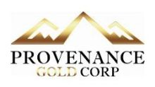 Provenance Gold Signs Definitive Joint Venture Agreement for the Drilling and Exploration of its Silver Bow Property