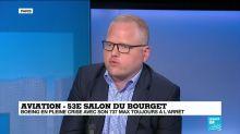 """Rémi Bourgeot:""""On est loin encore de l'avion de ligne électrique"""""""