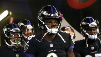 Ravens turn back the clock with Jackson at QB