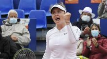 Svitolina scoops Strasbourg title to land Roland Garros boost