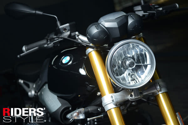 經典元素 BMW R nine T