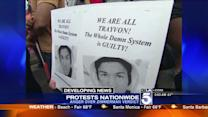 Zimmerman Verdict Sparks Protests Nationwide