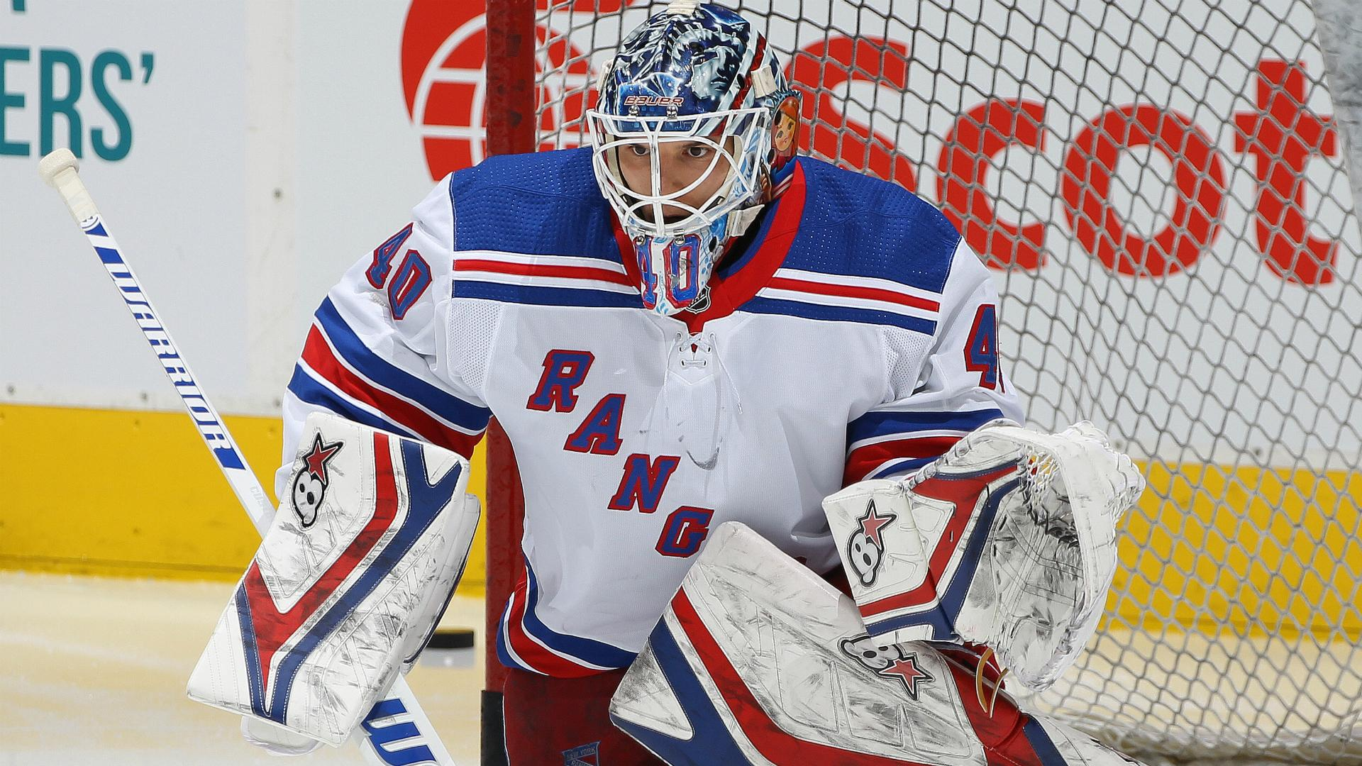 Nhl Trade Rumors 2020 Toronto Maple Leafs Have Reportedly Inquired About New York Rangers Goaltender Alexandar Georgiev