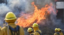 Fierce winds to intensify as California wildfire grows