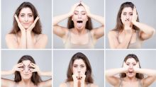 International Yoga Day 2019: Tone your facial muscles with these easy facial exercises
