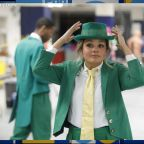 University of Notre Dame announces first female school mascot