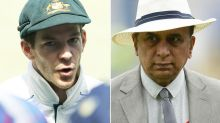 'Nothing to do with him': Tim Paine snaps back at Indian legend