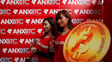 Bitcoin busts out to an all-time high