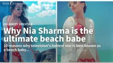 10 reasons why TV star Nia Sharma is the ultimate beach babe