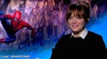 Emma Stone of 'Amazing Spider-Man 2' Thinks 'It Would Be Kind of Cool to Be a Villain'