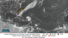 A possible tropical depression is looming. That's why South Florida is under flood watch
