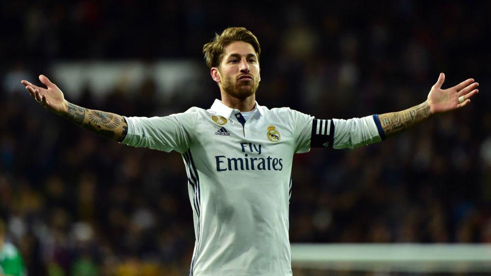 Sergio Ramos celebra su 31 cumpleaños en el Real Madrid