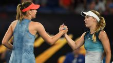 Wozniacki takes another dig at Sharapova