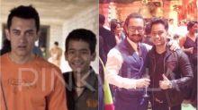 When Aamir Khan met Millimeter of 3 Idiots