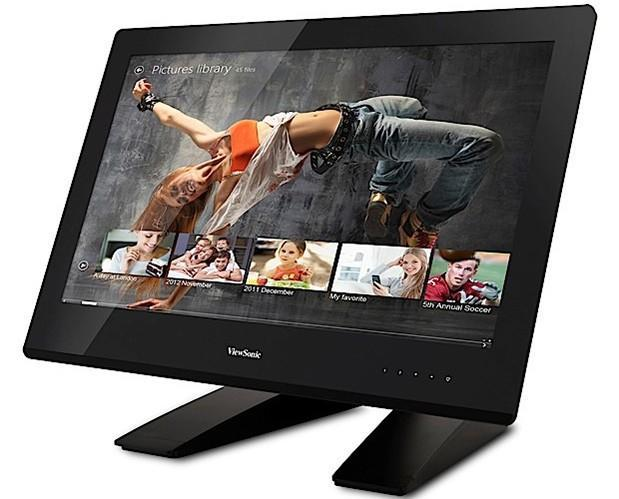 ViewSonic outs three Windows 8-certified touchscreen displays