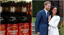 Los productos de merchandising más extravagantes de las bodas reales