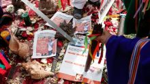 With rattles and smoke, Peru shamans predict election outcome